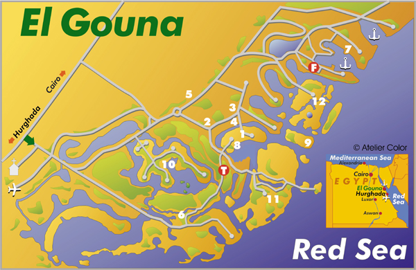 Turtle Guest House El Gouna Red Sea